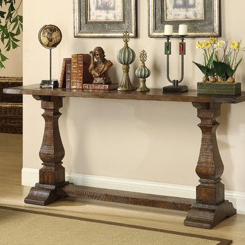 Console Tables :   a style statement